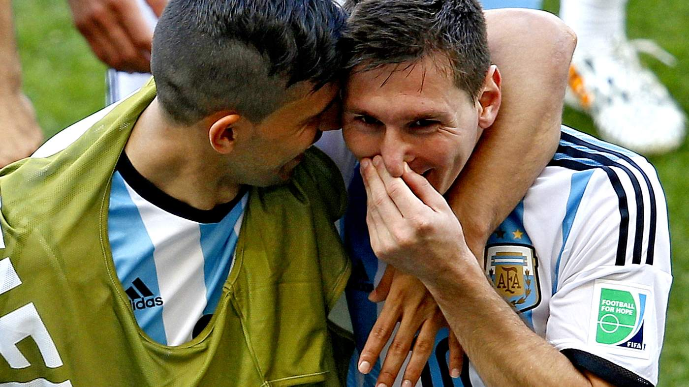 Making of Aguero: How tragedy forged Messi friendship