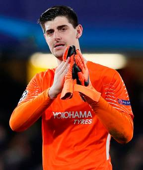 'I'll be at Chelsea next year' - Thibaut Courtois