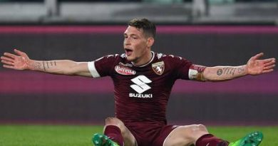 Manchester United target Andrea Belotti