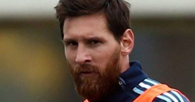 Messi-less Argentina hit for six by Spain