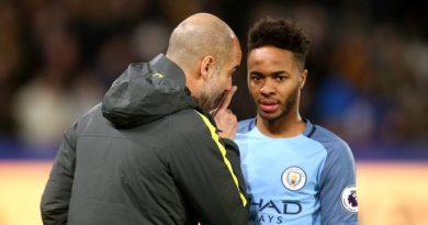 Raheem Sterling: Pep Guardiola's tough love brings out the best in me