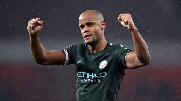 Vincent Kompany warns Manchester United will not roll over for City