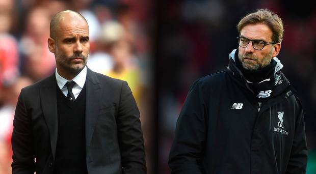 Klopp vs Guardiola: Champions League quarter-final draw throws up blockbuster Liverpool vs Man City clash