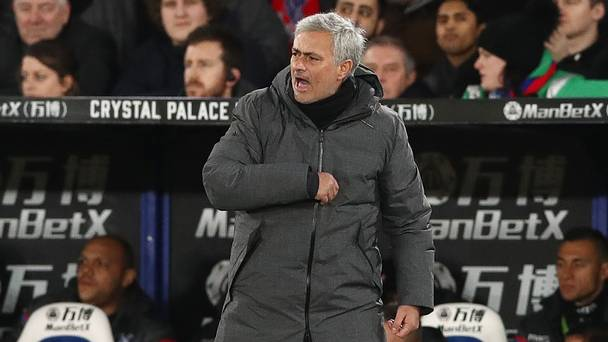 Jose Mourinho considering surprise tactical gamble for crucial Liverpool clash