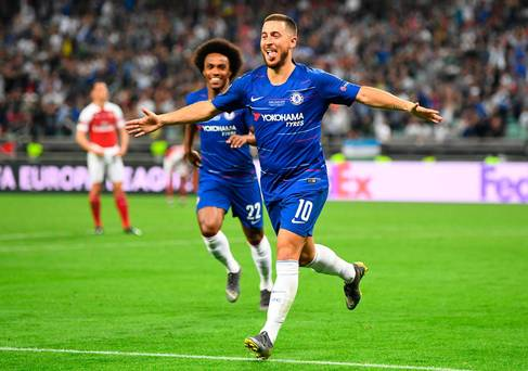 'I think it is goodbye' - Eden Hazard confirms