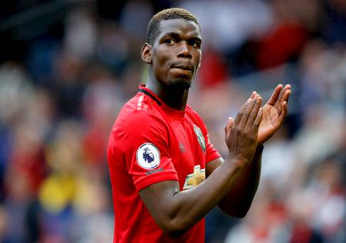 Timely boost for Manchester United as Paul Pogba set to return from injury